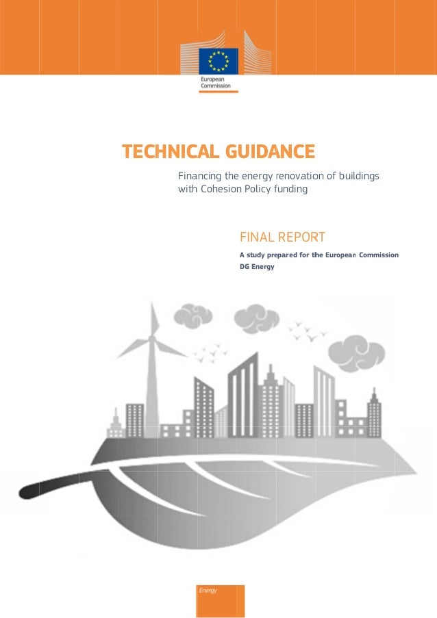 Financing the energy renovation of buildings in EU