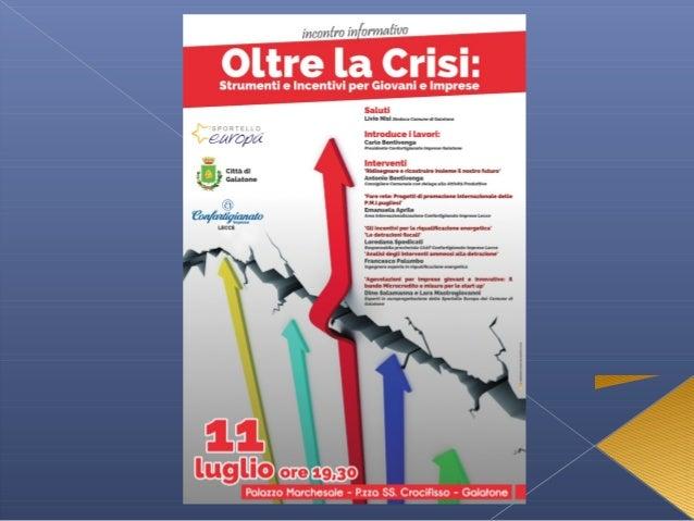 Finanziamenti Puglia - I nuovi incentivi per l'internazionalizzazione di Piccole e Medie Imprese