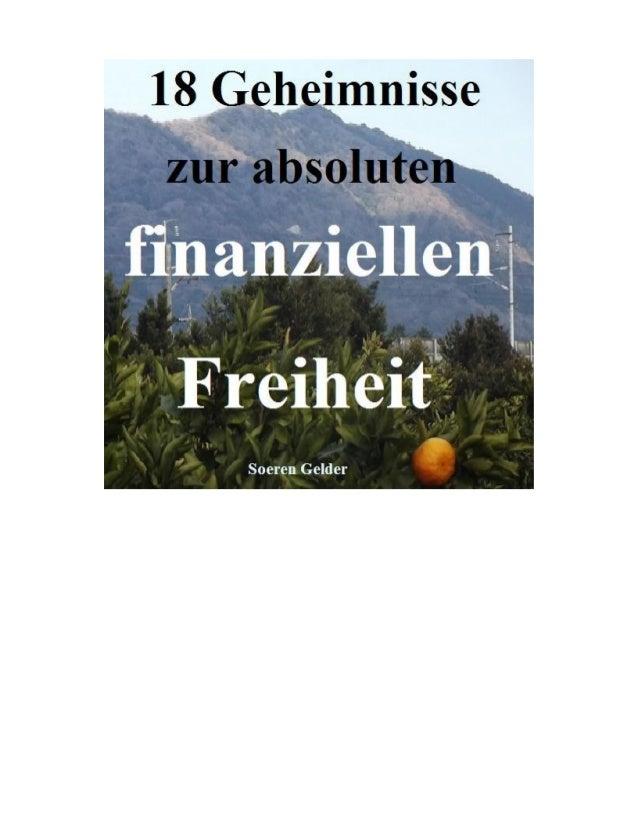 Von Autor Soeren Gelder         Alle Rechte © bei Gelder.Vervielfaeltigung, auch stellenweise, nicht                 erlau...