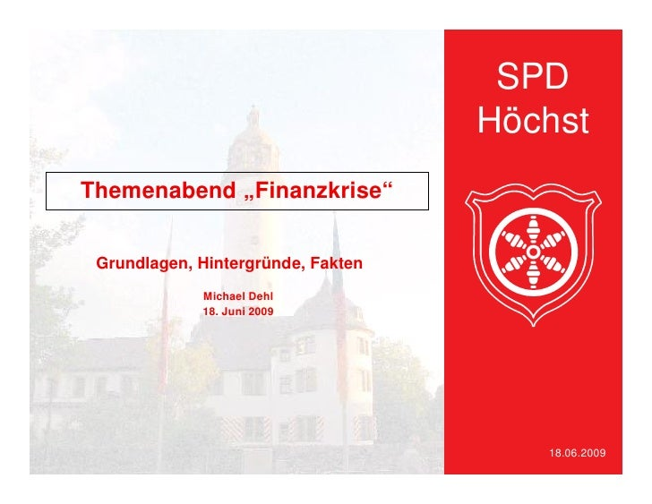 Finanzkrise