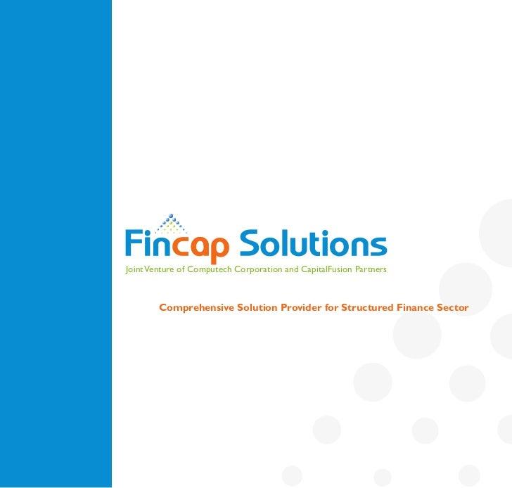 Fincap Solutions Presentation