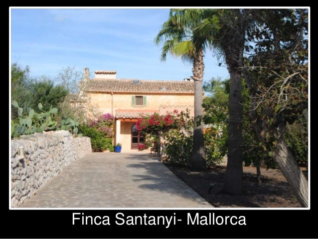 Finca Santanyi- Mallorca