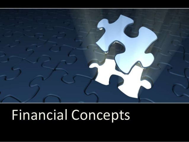 Financial Concepts