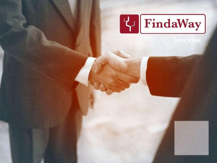 Finda Way Interim Management
