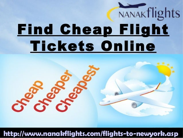 Find cheap flight ti