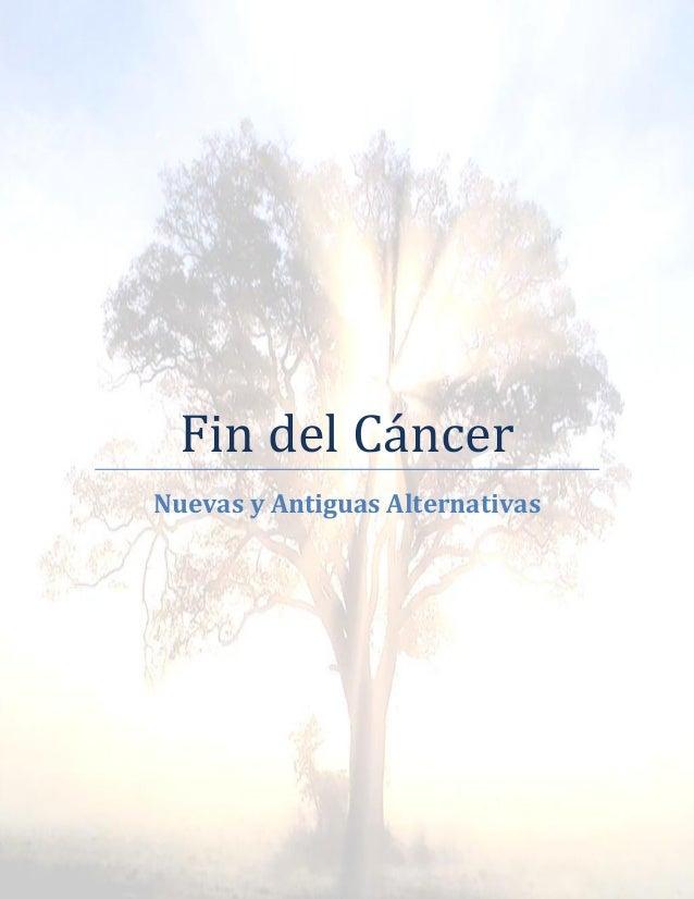 Fin del Cancer