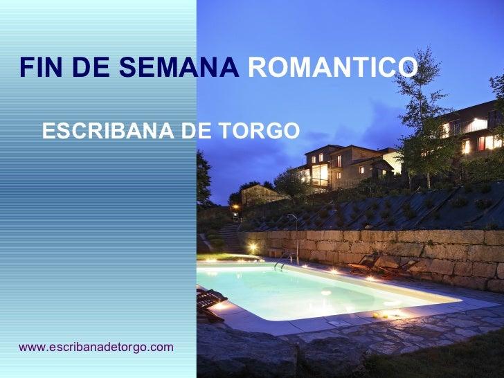 Fin de semana romantico - Fin de semana romantico aragon ...