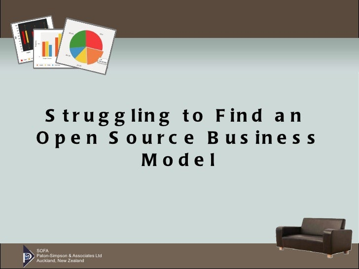 Struggling to Find an  Open Source Business Model