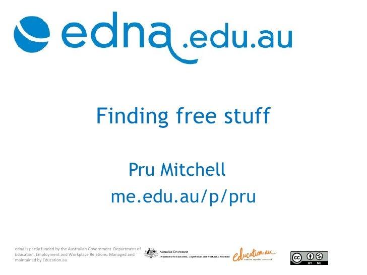 Finding Free Stuff