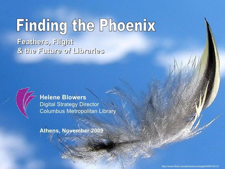 Finding Pheonix Athens