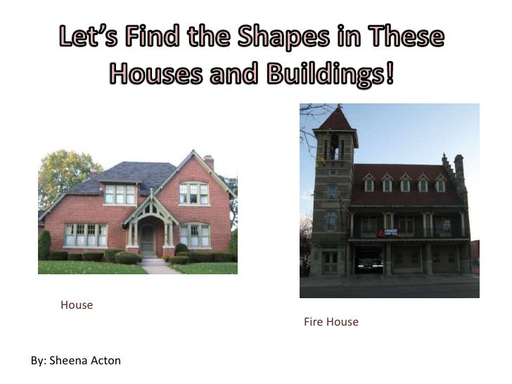 Finding Shapes- Math