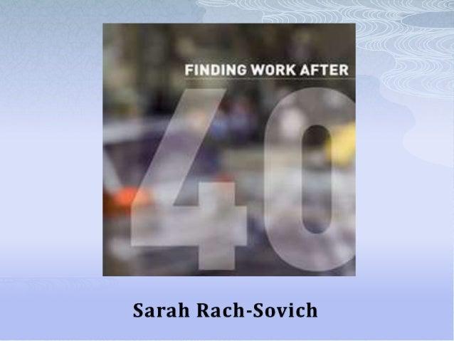 Sarah Rach-Sovich