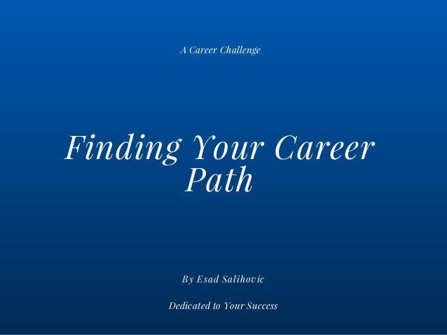 career path why i want to become an orthodontist Do you have what it takes to be a dentist you got: don't become a dentist do you have what it takes to be a dentist why you need a career action plan.