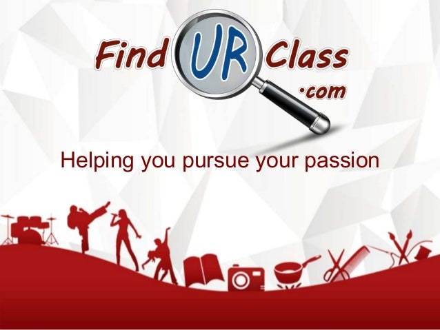 Helping you pursue your passion