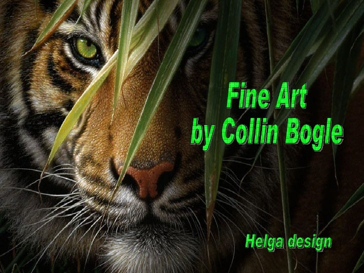 Biography       In the ten years since he burst onto the art scene, award-  winning artist Collin Bogle has created a nati...