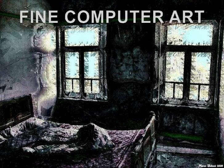 FINE COMPUTER ART <br />