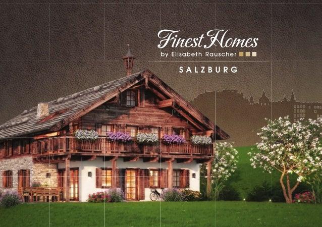 201620162016 Finest Homes Immobilien | Residenzplatz 2 | 5020 Salzburg | T: +43 (0) 662 84 11 94 | www.finest-homes.com Fi...