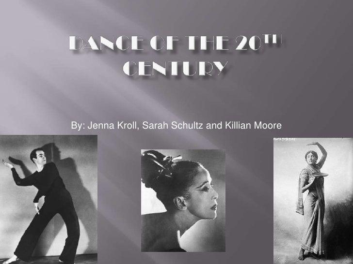 By: Jenna Kroll, Sarah Schultz and Killian Moore