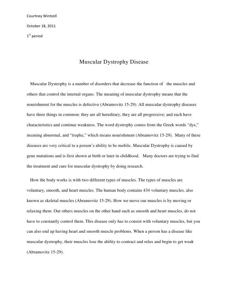 Thesis statement for depression research paper