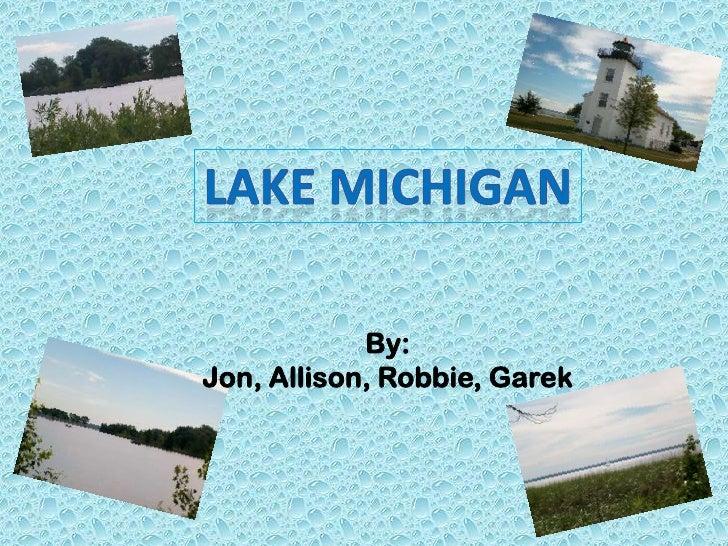 Finished lake project