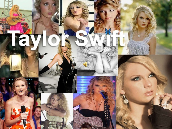 Finished Taylor Swift Power Point