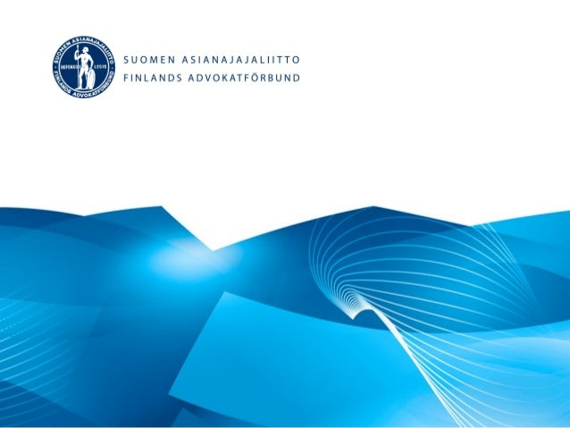 The Finnish Legal Profession of Advocates