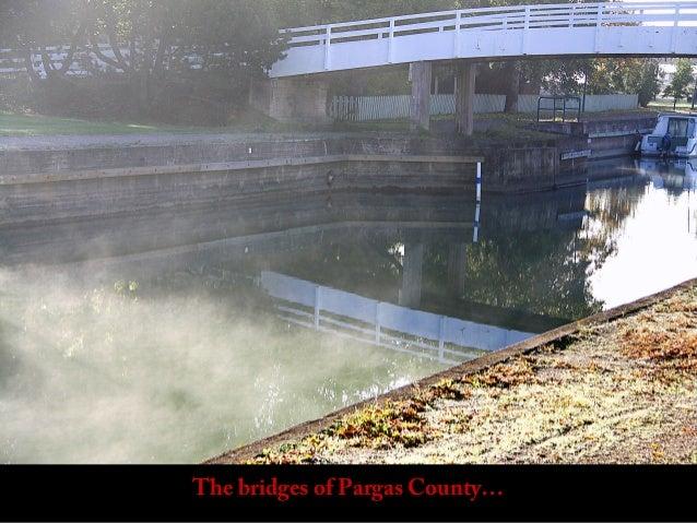 The bridges of Pargas County…