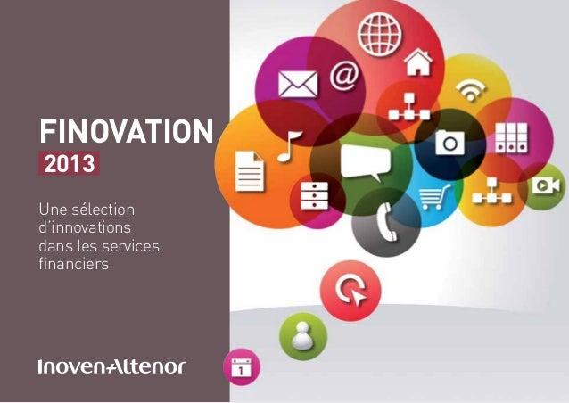 Brochure Finovation 2013