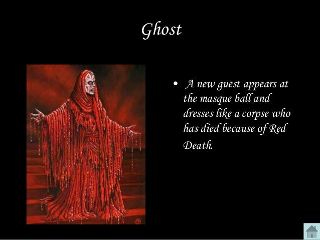 """masque of the red death thesis """"the masque of the red death"""" is a remarkable and bloodcurdling story written by edger allan poe, who is very crafty in the gothic stories by."""
