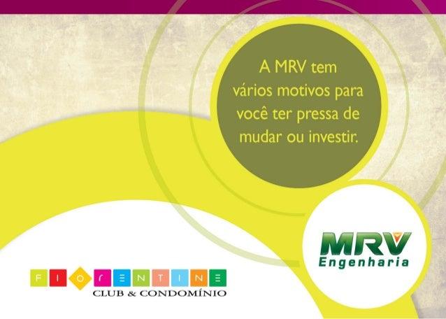 MRV Folder Fiorentini | Franca - SP