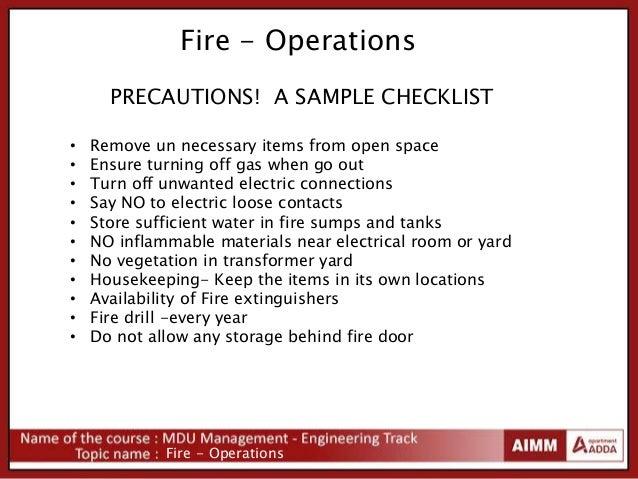Fire Door Classifications
