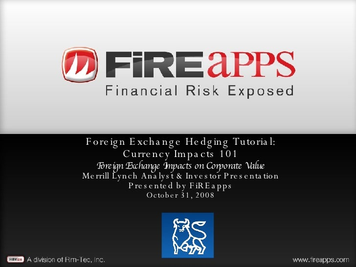 FiREapps Currency 101
