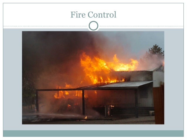 Fire control 2013 bmcc