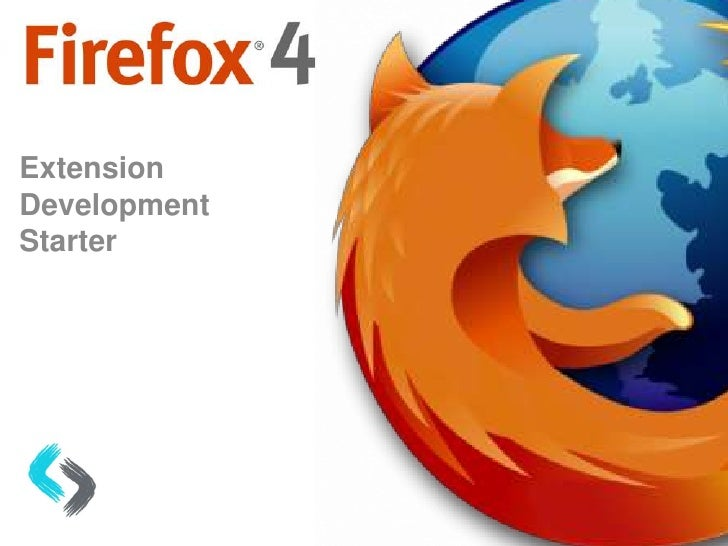 Firefox Extension Development | By JIIT OSDC