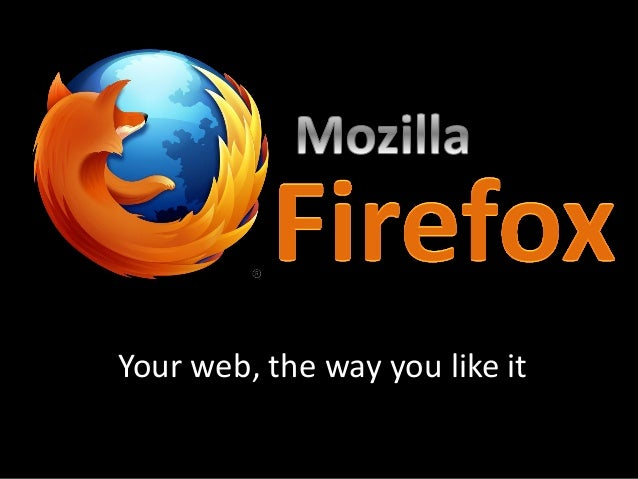 Mozilla Firefox Bhopal