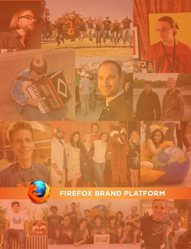 Firefox brand book