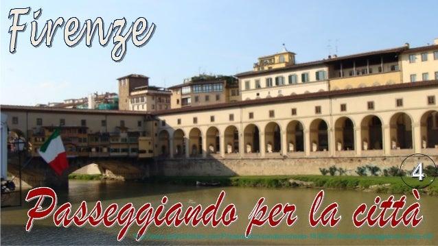 Firenze Passeggiando per la città4