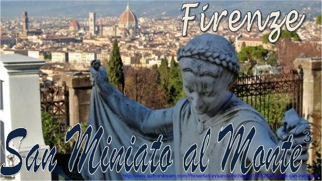 Firenze San Miniato al Monte3