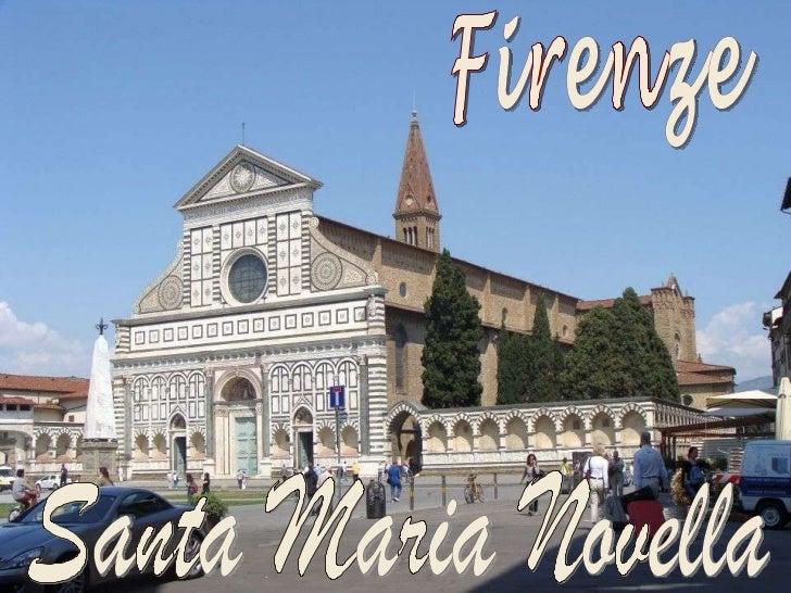 Santa Maria Novella Firenze