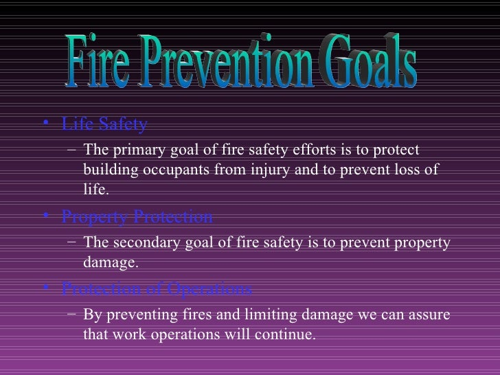 Essay on fire prevention at home