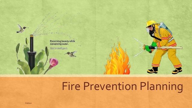 Fire Prevention Planning Deltran