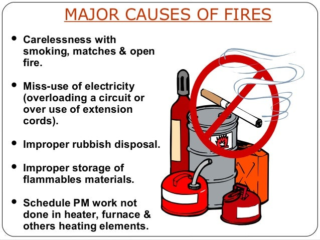 fire accidents causes and prevention Manitoba hydro uses a root cause analysis process to determine the cause of safety incidents at accident prevention is the name of a fire starts in a.