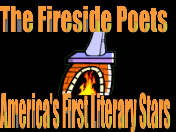 America's First Literary Stars The Fireside Poets