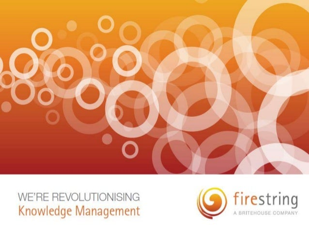 Firestring Brochure 2012