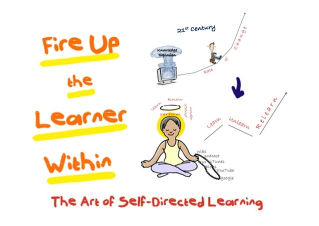 'Fire Up the Learner Within - The Art of Self-Directed Learning' - eBook