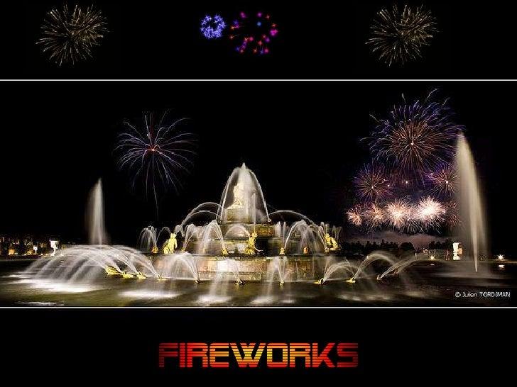 FIREWORKS<br />