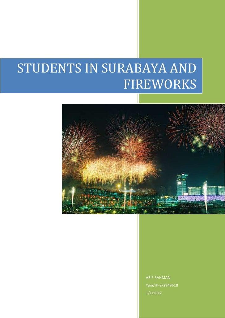STUDENTS IN SURABAYA AND               FIREWORKS                 ARIF RAHMAN                 Ypia/HI-2/2949618            ...