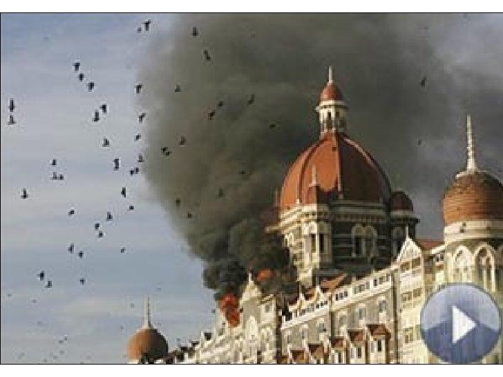 Firing, Blasts In Mumbai, 101 Killed, Army, Nsg Takes Charge