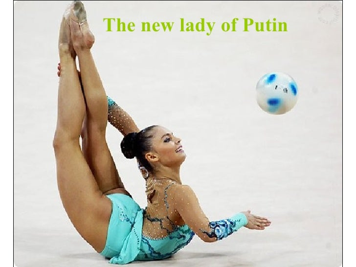 The new lady of Putin