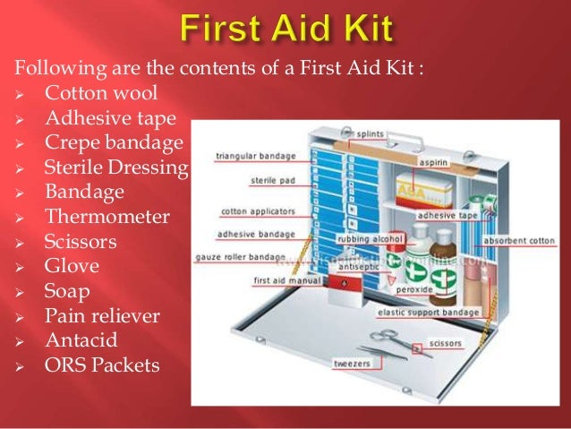 /emp protectors, recommended first aid kit contents for schools ...
